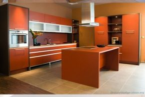 Kitchen Color Design - Color Scheme