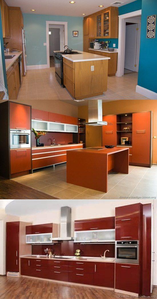 Kitchen Color Design – Color Scheme