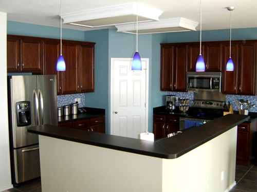 Kitchen Color Design – Color Scheme
