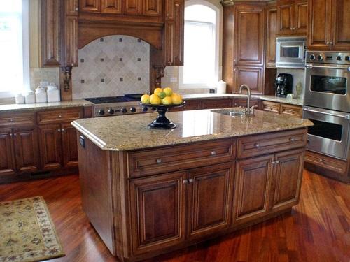Kitchen Island Designs