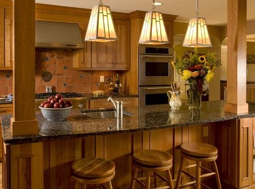 Kitchens Lighting Interior Design
