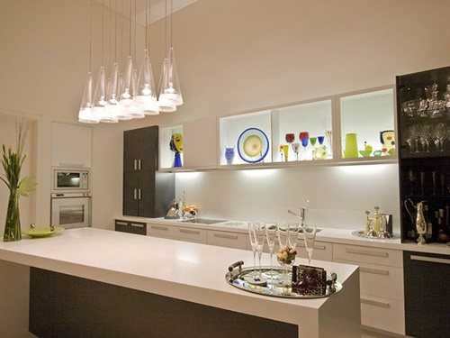 Kitchens Lighting Interior Design