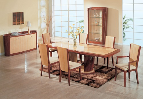 Latest trends in dining room designs interior design for Latest dining room designs