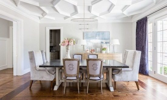 Latest trends in dining room designs interior design for Dining room design trends