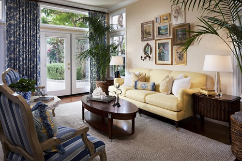 Living Room – Steps to Design a Beautiful Living Room