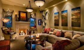Living Room – Five things to ensure a comfortable living room