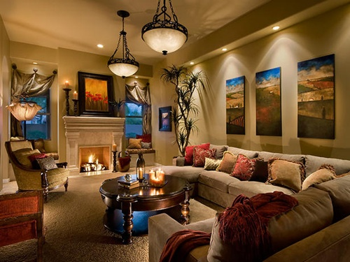 Living Room - Five things to ensure a Comfortable Living Room