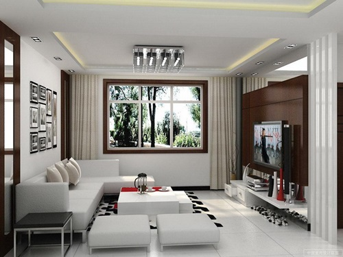 Living Room Interior Design Advantages