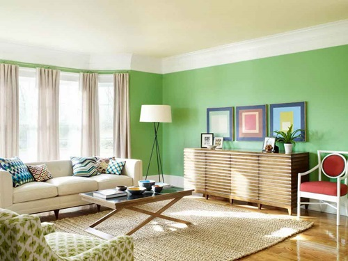 Living Rooms Wall Colors