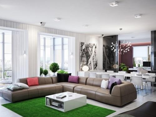 LivingDining Room Combo Stylish Decorating Ideas Interior Design