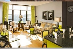 Living/Dining Room Combo – Stylish Decorating Ideas