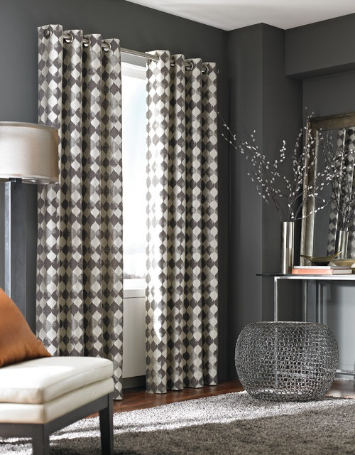 Luxurious Modern Living Room Curtain Design Luxurious Modern Living Room  Curtain Design ...