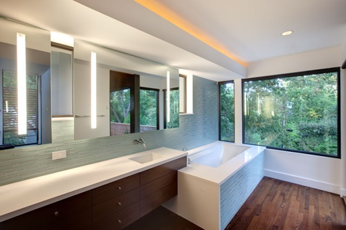 Master Bathroom Interior Designs - Simple and Luxurious