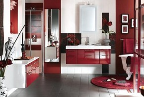 Modern Bathroom Design - Tiles and Colors