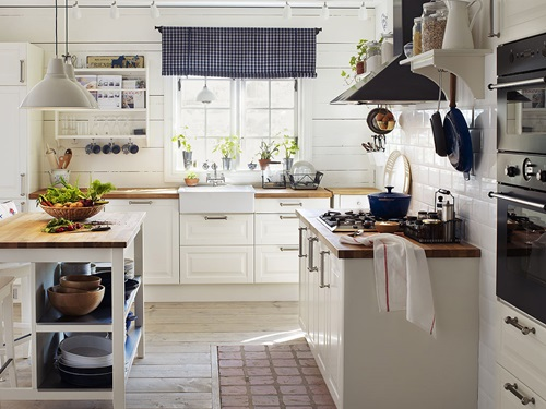 ... Modern Country Kitchens Design ...
