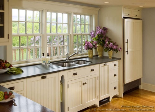 Modern Country Kitchens