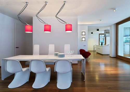 Modern Italian Dining Room Designs