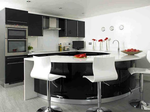 Magic Designs Modern Kitchen Interior Design