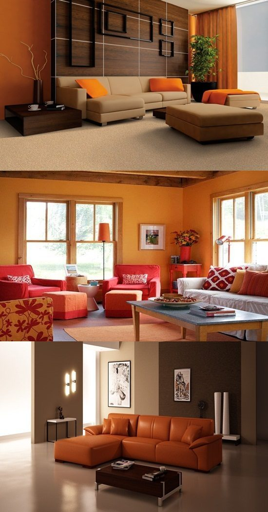Orange Rooms – Rooms by adding Orange