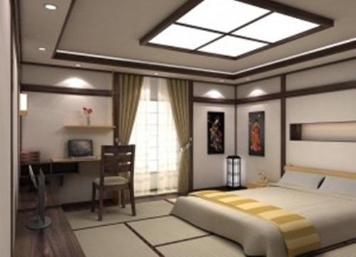 ... Oriental Bedroom Interior Design ...