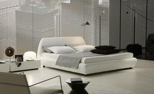 Oriental Bedroom Interior Design