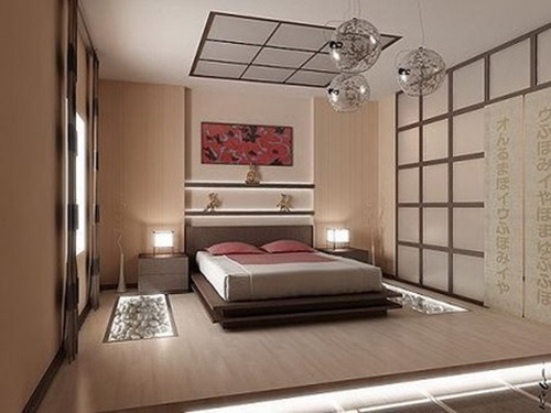 Luxury Japanese Bedroom Interior Designs Oriental Bedroom Interior Design Interior Design