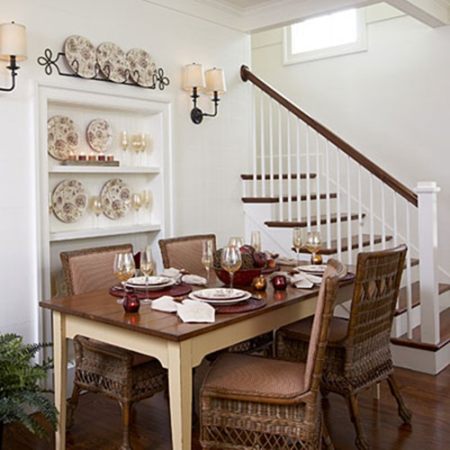 Small dining room designs interior design for Small dining room designs