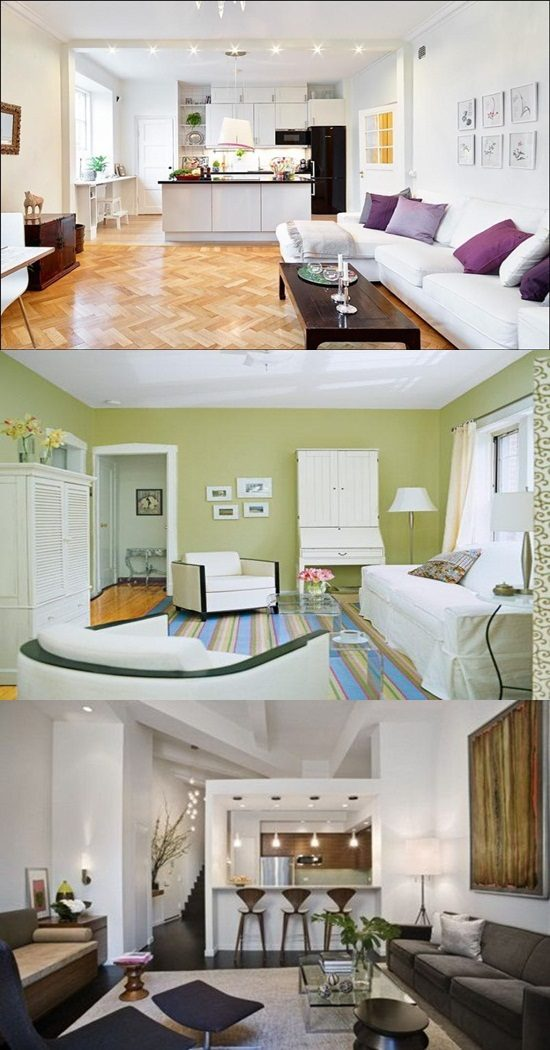 Small living room limited space interior design - Small apartment bedroom ideas ...