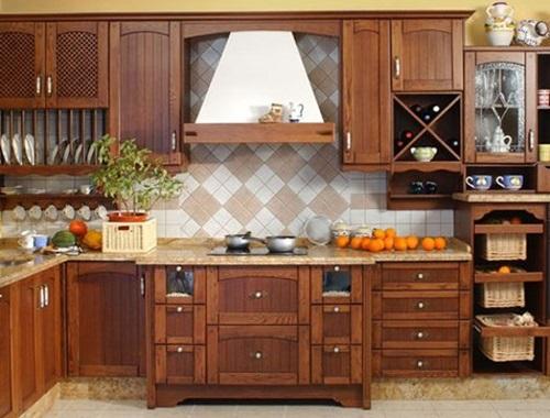 Spanish Kitchen Designs