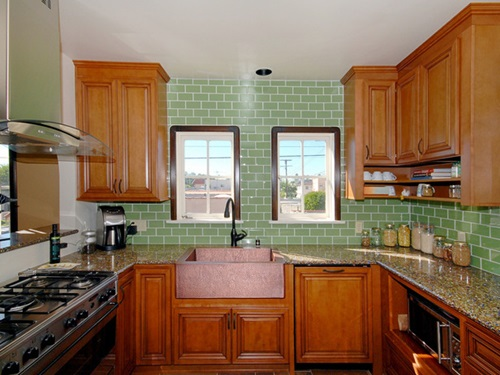 Spanish Kitchen Designs