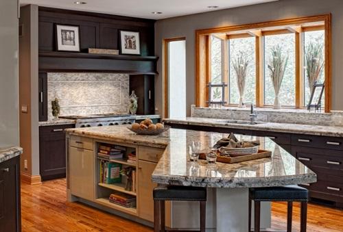 The Kitchen Golden Triangle Design