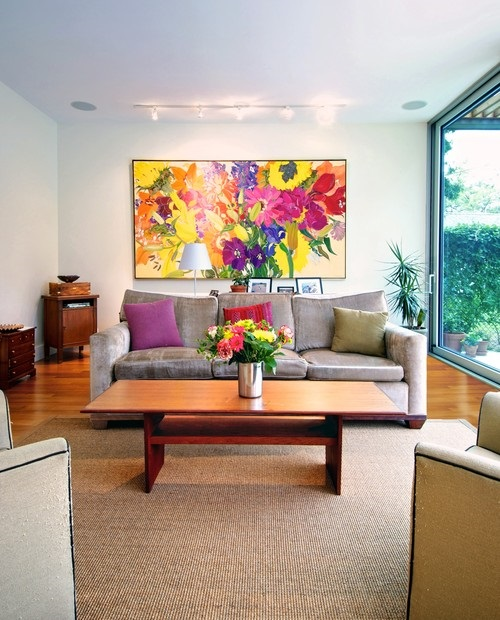 The Psychological Effect of Colors in your Living Room