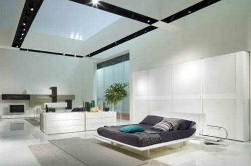 Ultra Modern Bedrooms bedroom - interior design ideas and decorating ideas for home