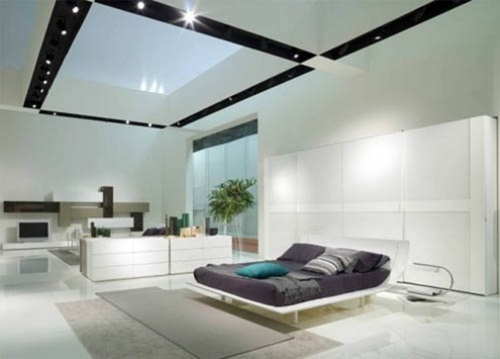 Ultramodern bedroom furniture ultramodern style - Ultra contemporary bedroom furniture ...