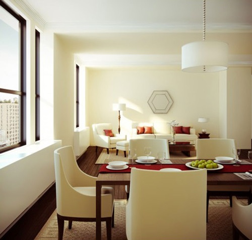 Ultramodern Dining Room Designs - Ultramodern Look