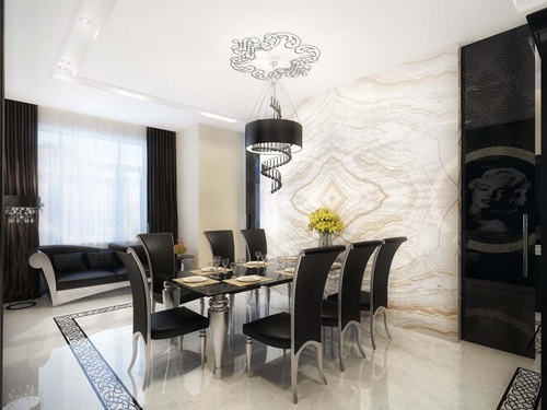 Ultramodern Dining Room Designs - Ultramodern Look