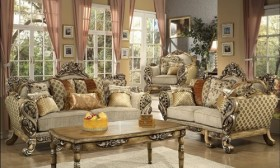 Victorian Living Room Curtain Ideas – Victorian Style