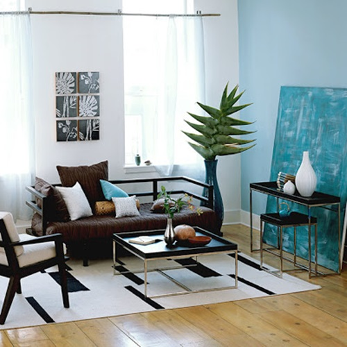 Zen Living Room Design – De-clutter, Color and Furniture - Interior ...