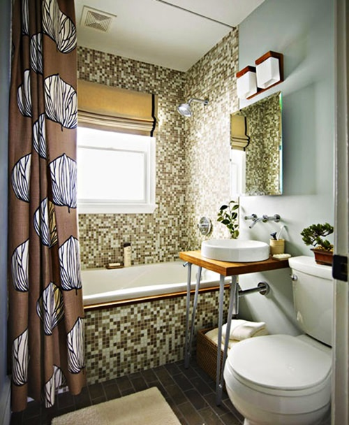 African safari bathroom curtain ideas interior design for Best bathroom designs in south africa