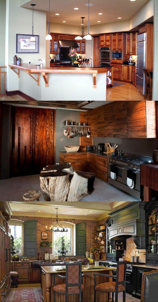 African Safari Kitchen Curtain Ideas