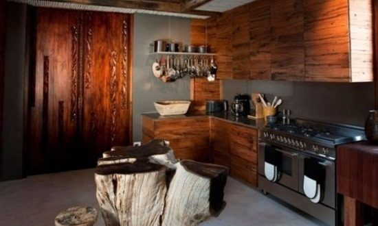 African Safari Kitchen Curtain Ideas - Interior design