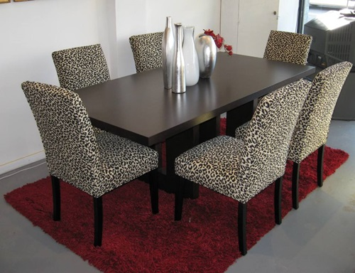 An African Safari Dining Room Design Interior Design
