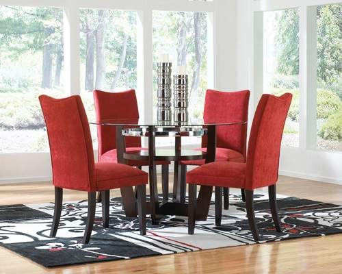 An African Safari Dining Room Design - Interior design