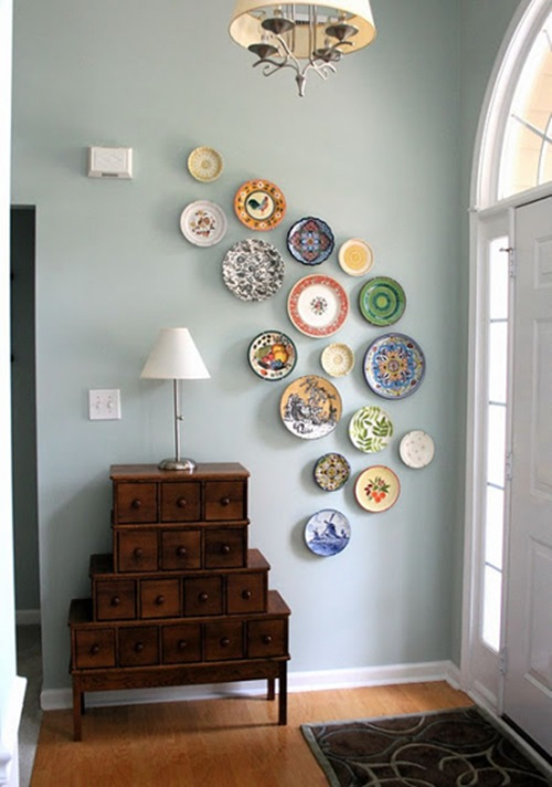 Antique Decorative Plates - Room Antique