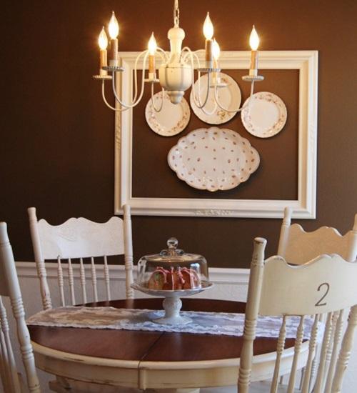 Antique Decorative Plates - Room Antique