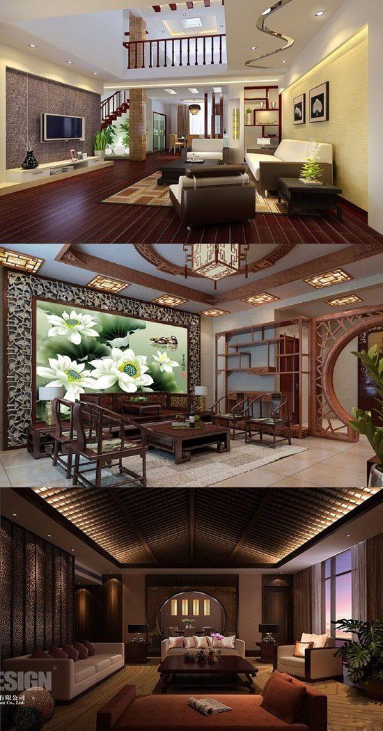 Asian Interior Design – Asian Room