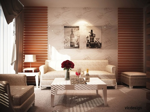 Asian Interior Design - Asian Room