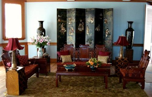 Asian Interior Design - Asian Room