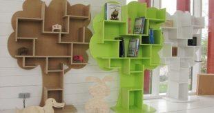 Attractive Kids' Bookcases