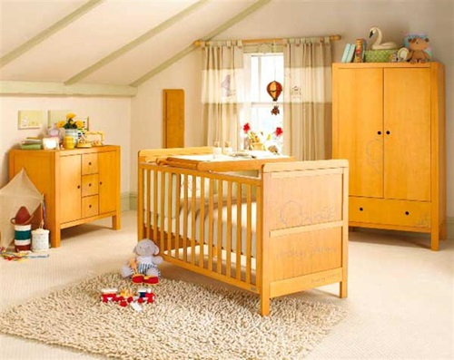 Babies Bedroom Interior Design